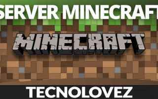 Giochi: server minecraft  server minecraft