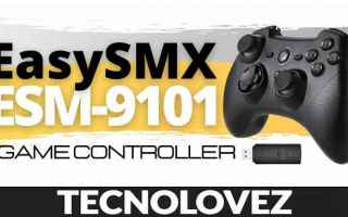 easysmx esm-9101 controller wireless