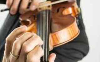 posizione violino