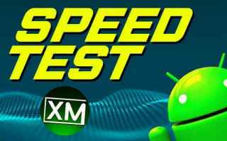 android speed test wifi operatore 4g 5g