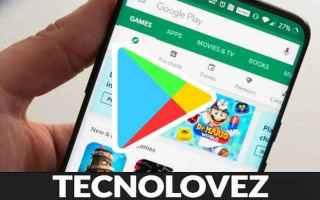 App: google play store