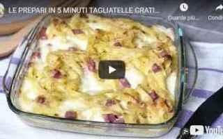 ricetta video cucina casa ricette pasta