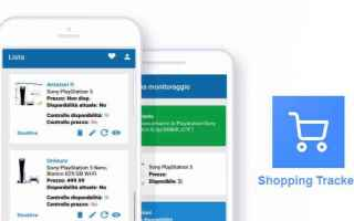 Tecnologie: tracking android shopping amazon