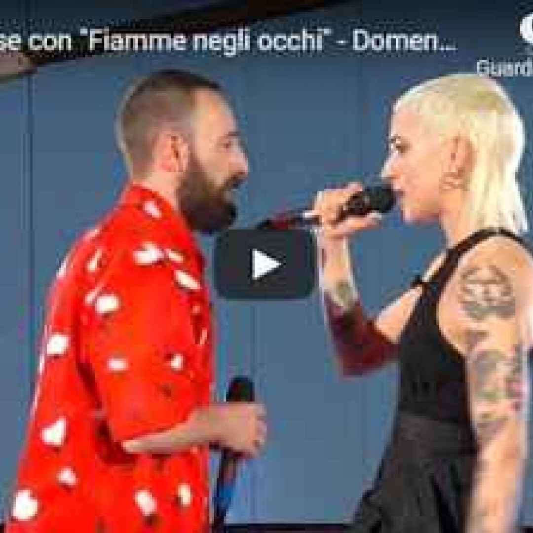 video musica italia canzone youtube