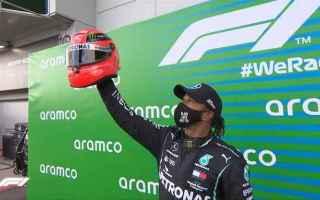 Nonostante le difficoltà nei test della Mercedes il favorito rimane sempre Hamilton, che da Sakhir