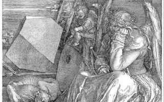 albrecht dürer  alchimia  melencolia i