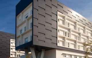 Architettura: facciate ventilate  alluminio