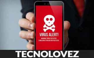 Android: android  virus  falso aggiornamento