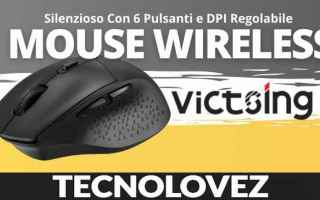 victsing mouse wireless