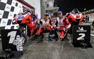 MotoGP: Gran Premio di Doha: Pole a Martin che eguaglia Marquez e Stoner