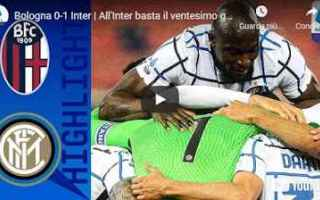 bologna inter video calcio sport