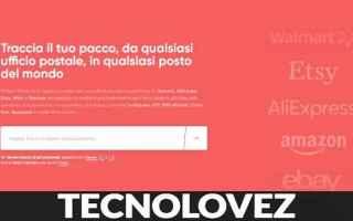 Internet: ordertracker spèdizoni online