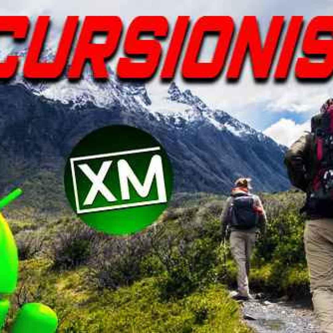 escursionismo sport viaggi android blog