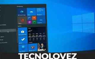 Computer: windows 10   file temporanei