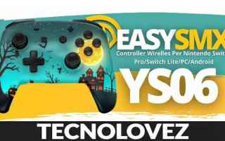 easysmx ys06 controller wirelles