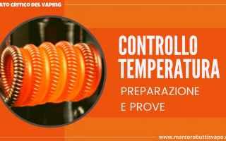 svapo  controllo della temperatura
