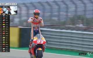 MotoGP: Gran Premio del Portogallo: Marquez is back, Rossi e Morbidelli voglio cancellare il Qatar