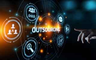 Economia: outsourcing  esternalizzare