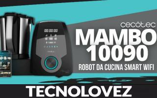 Tecnologie: cecotec robot da cucina mambo 10090