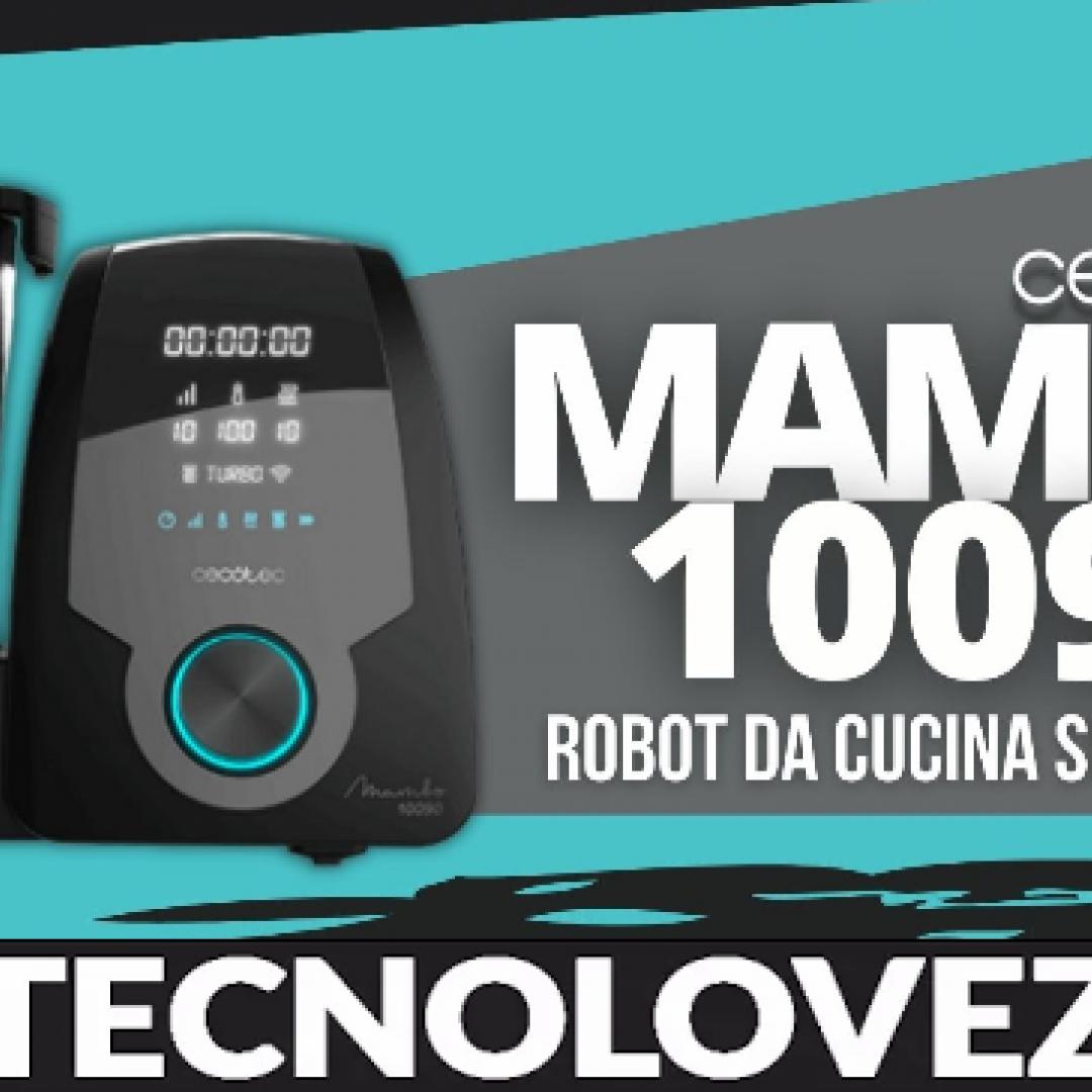 cecotec robot da cucina mambo 10090