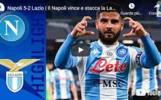 Serie A: napoli lazio video calcio sport