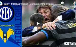 Serie A: milano inter verona video calcio sport