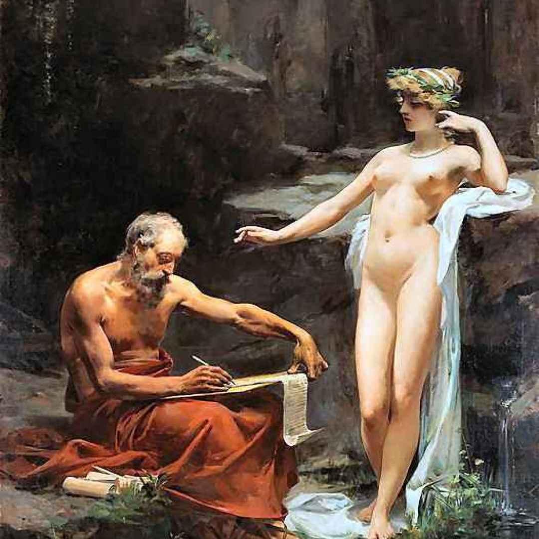 capena  divinità latina  egeria  miti