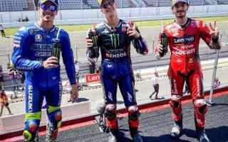 MotoGP: Gran Premio di Spagna: Bagnaia e MIr vogliono rispondere a Quartararo