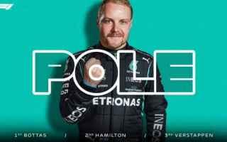 Formula 1: Gran Premio del Portogallo Analisi qualifiche: Bottas rinvia l