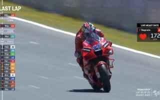MotoGP: Gran Premio di Spagna: Doppietta Ducati, Miller vince Bagnaia 2° e nuovo leader del mondiale