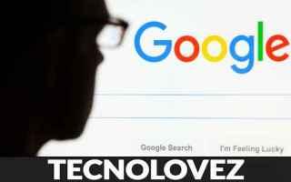Google: google privacy