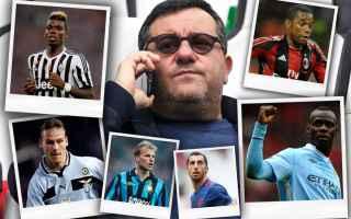 Calcio: Carmine Raiola, per i nemici Rino. Il poliglotta del calcio italiano. Da Angri a Amsterdam il passo è breve
