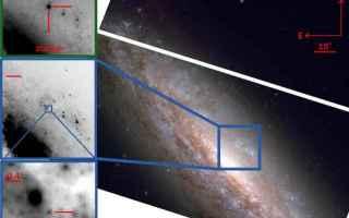 Astronomia: supergigante gialla  stelle  supernova