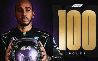 Formula 1: Analisi qualifiche Gran Premio di Spagna: 100 pole per Hamilton, Leclerc riporta la Ferrari in seconda fila