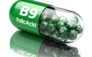 Salute: Vitamina B9 essenziale in gravidanza per la salute del feto