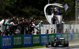 Nel Gran Premio di Spagna Hamilton risponde ancora una volta ai suoi critici, e dopo aver fatto la 1