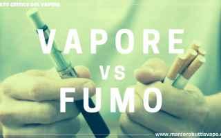 sigaretta elettronica  fumo  sigaretta