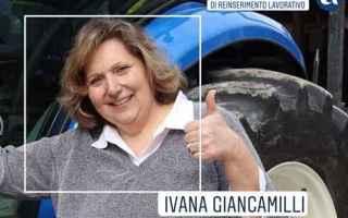 Lavoro: Ivana e il suo ritorno al lavoro grazie ad un progetto di reinserimento professionale dell