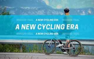 sport ciclismo trial corse allenamento