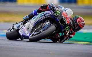 MotoGP: Gran Premio di Francia: Pole per Quartararo