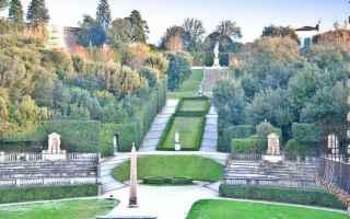 Arte: boboli  giardino  firenze  viaggi