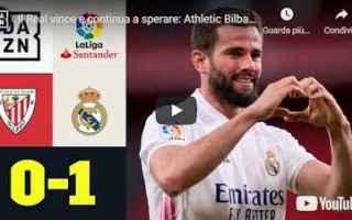 Calcio Estero: real madrid calcio video liga spagna
