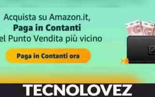 Amazon: amazon pagamento contanti amazon