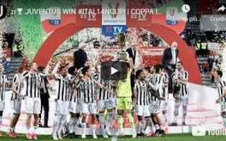 Coppa Italia: juve juventus video calcio coppa italia