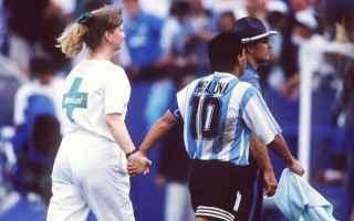 Calcio Estero: Bombe di Maradona, tutti ricordano la sua esclusione da USA