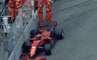 Formula 1: formula 1  monte carlo  ferrari  leclerc