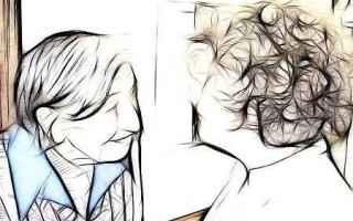 Salute: caregiver  anziani  cura