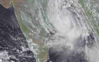 Meteo: meteo  india  ciclone  maltempo  yaas