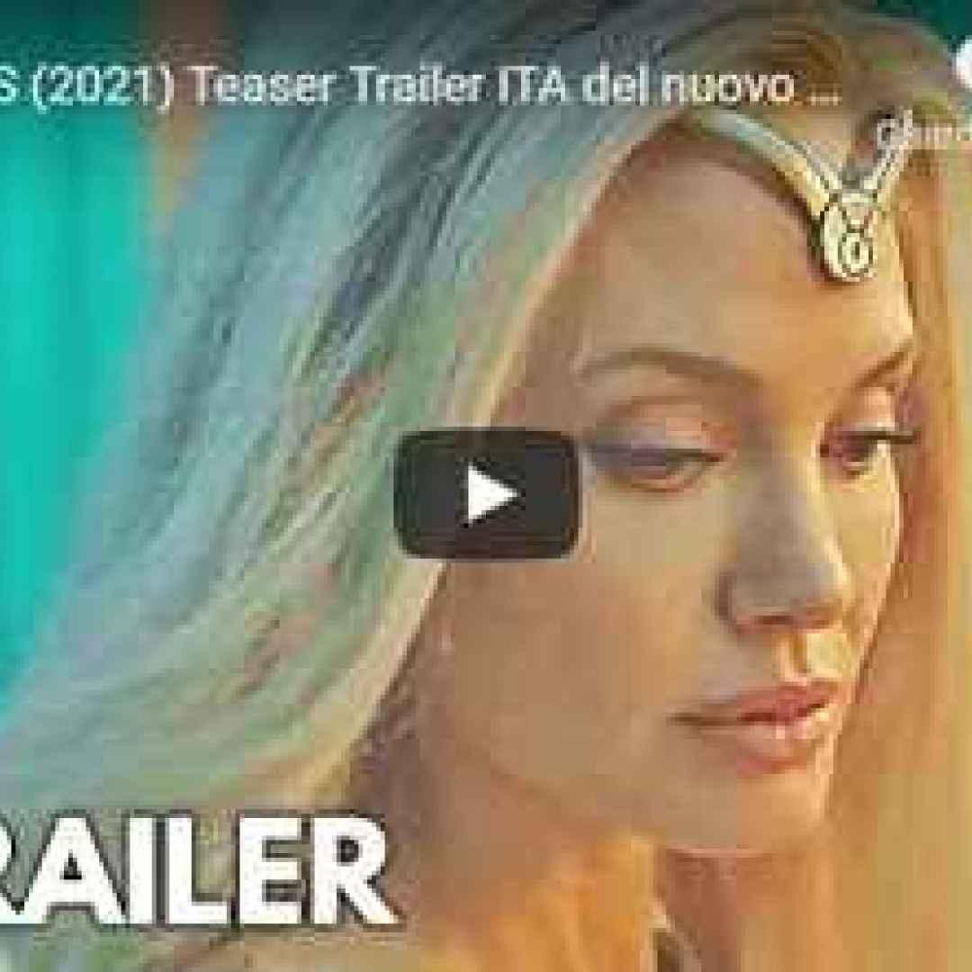 film trailer video cinema italia
