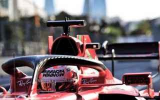 Formula 1: formula 1  baku  ferrari  leclerc